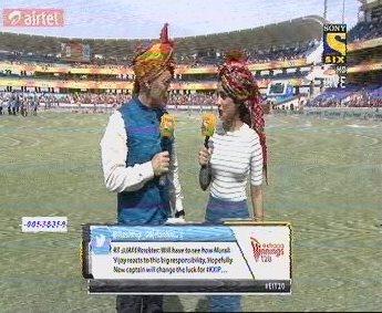 Danny IPL 1 May