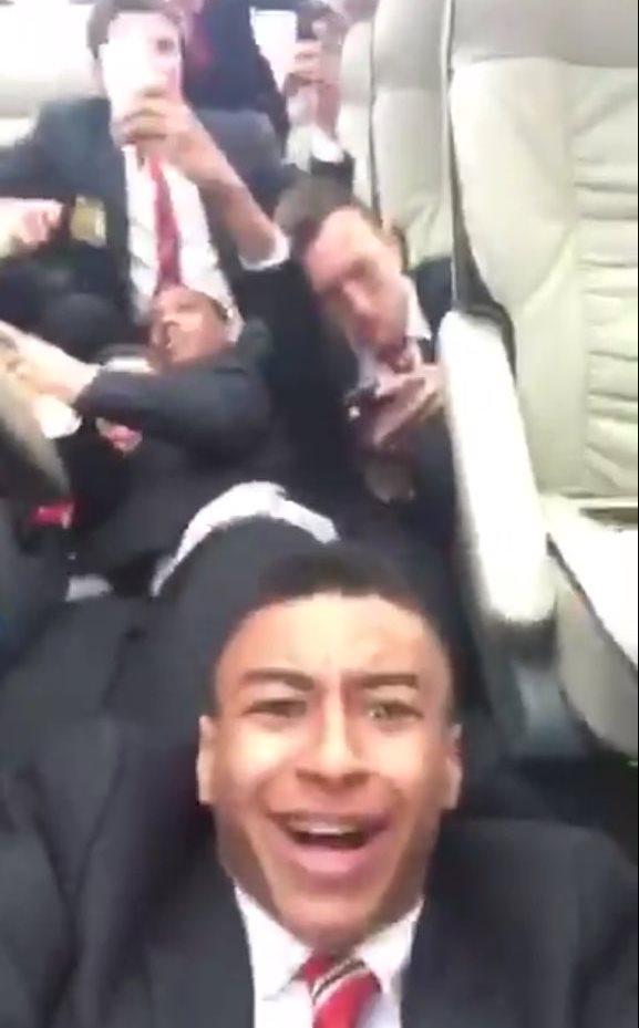 MUFC players