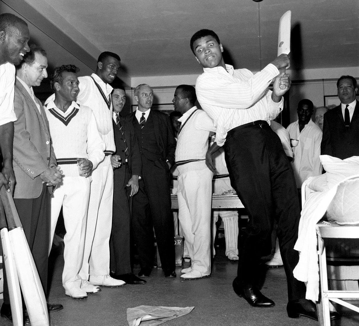 Mohammed Ali cricket
