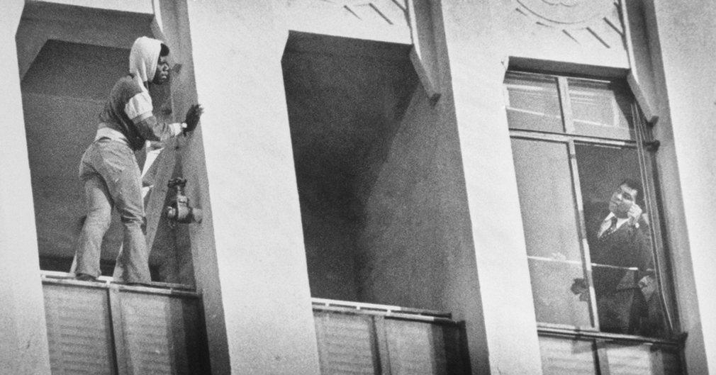 Suicide stop 9th floor