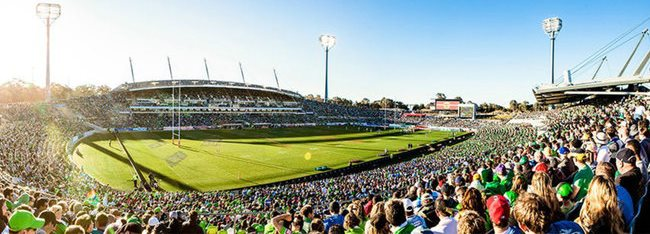 Big weekend for Canberra coming up