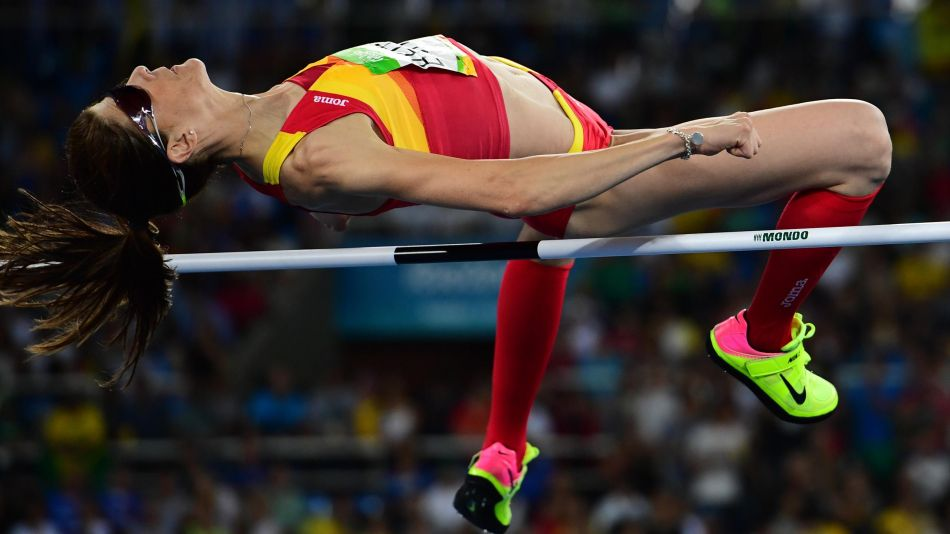 The world's best women's High Jumper?