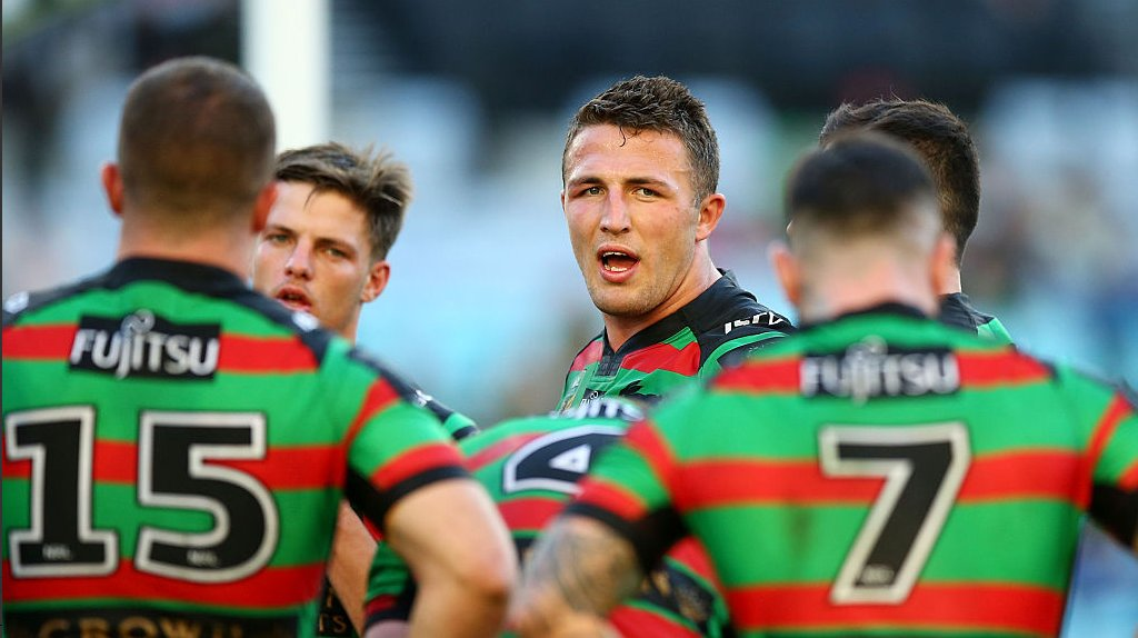 Souths coming off losses