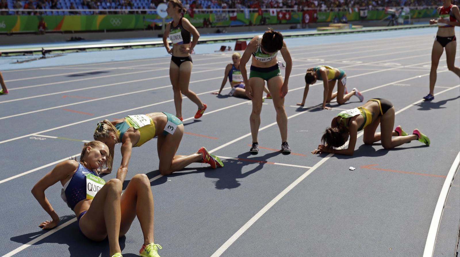 Womens steeplechase