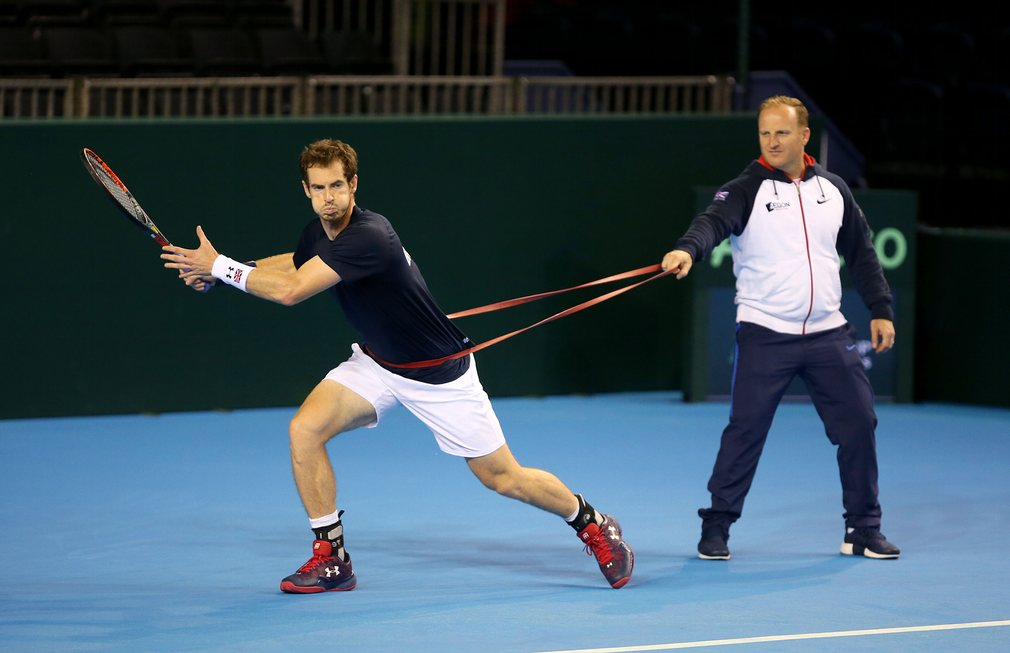andy-murray-being-taken-for-a-walk