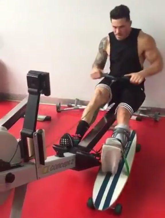 sbw-rowing-machine