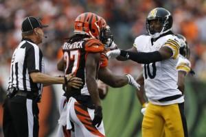 Bengals @ Steelers