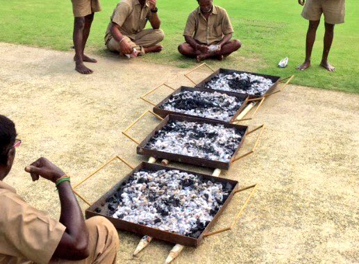 chennai-hot-coals-drying-pitch