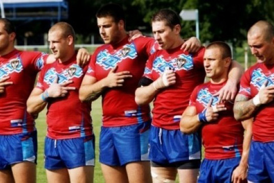 The 11th ranked side in international Rugby League