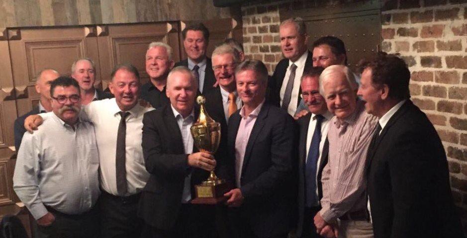 Aus 1987 CWC winning team reunion