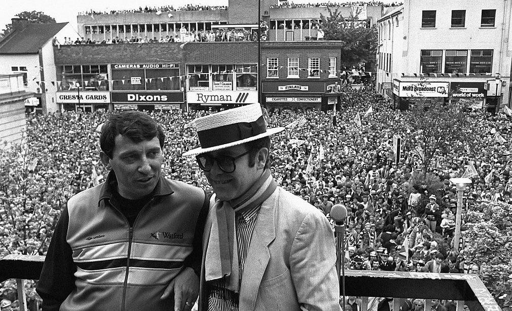 Graham Taylor FA Cup 1984