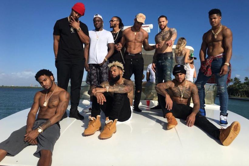 Perfect playoff preparation in Miami for the New York Giants