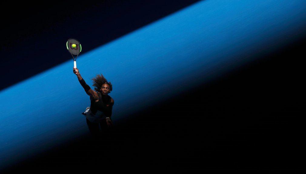 Serena williams melbourne