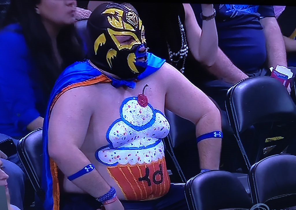 Durant cupcake