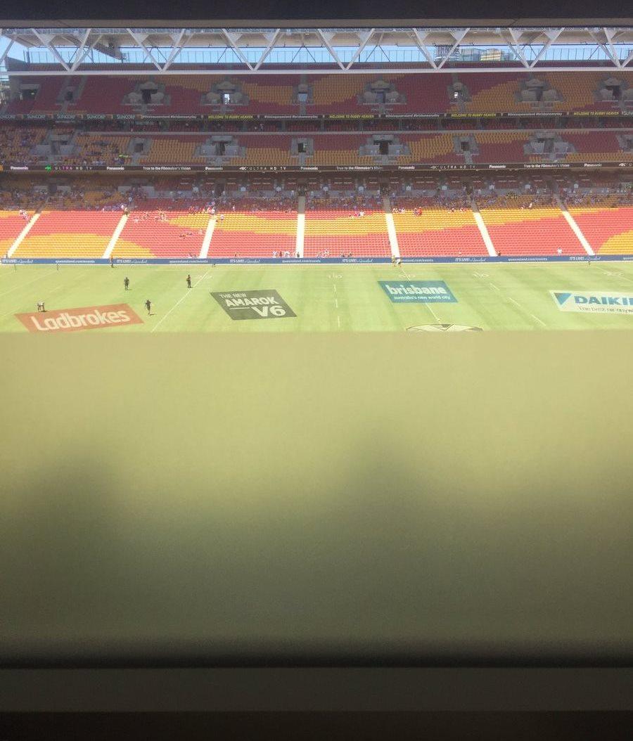 Suncorp stadium new media box