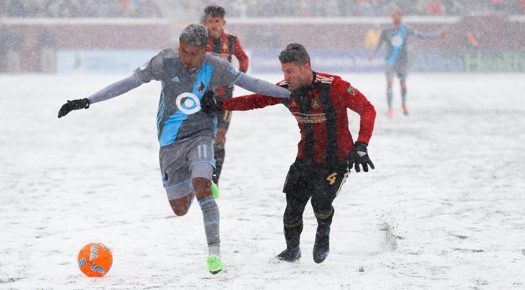 Atlanta v Minnesota MLS