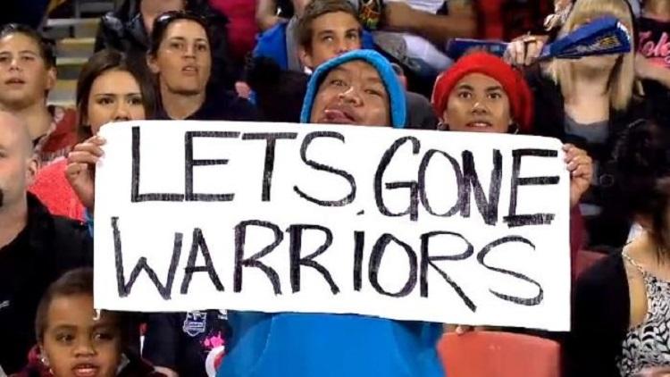 Lets gone warriors
