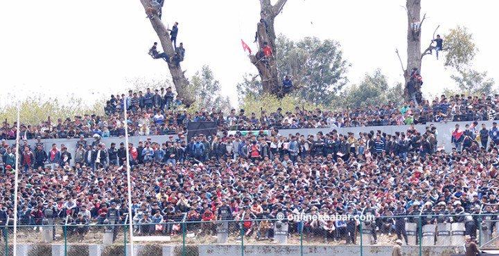 Nepal v Kenya