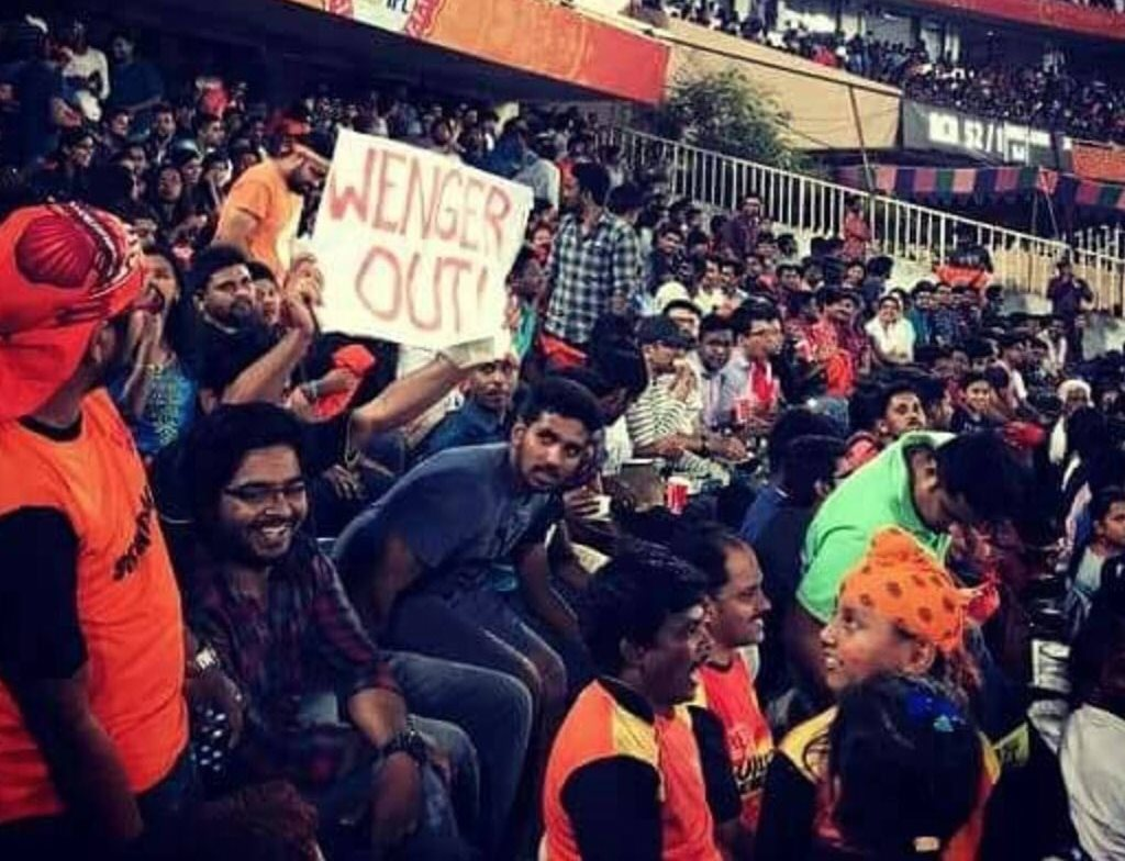 IPL Wenger out