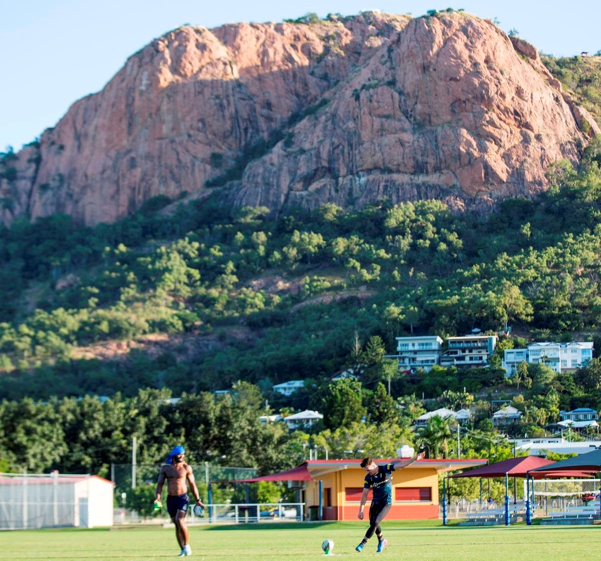 Townsville practice