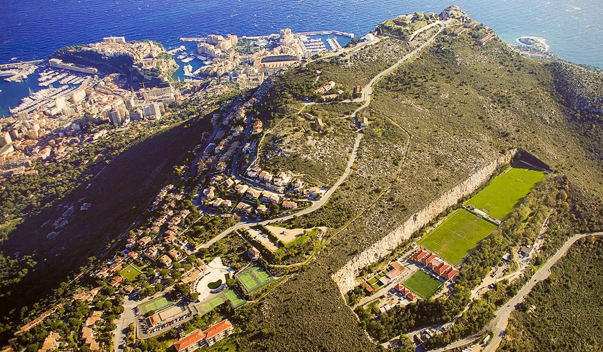 Monaco training ground
