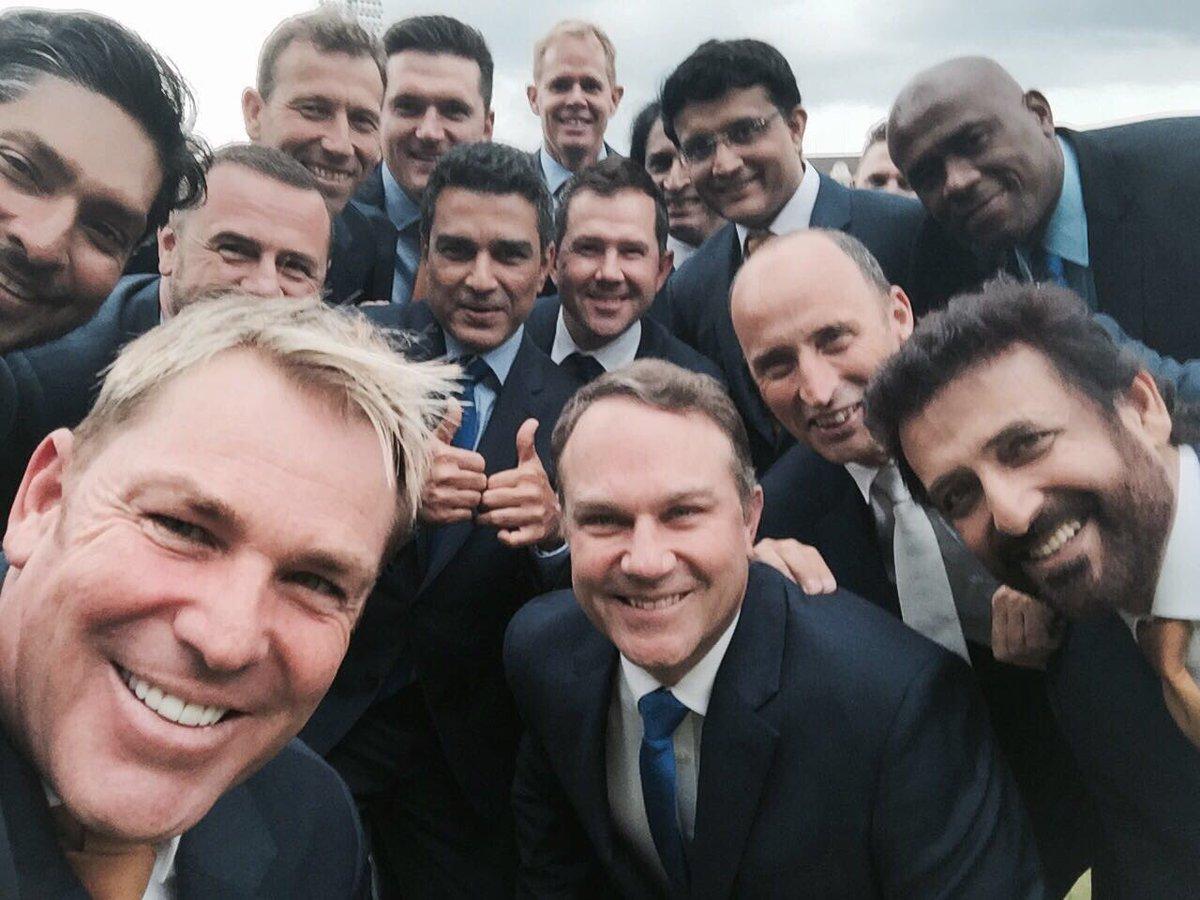 ICC commentators
