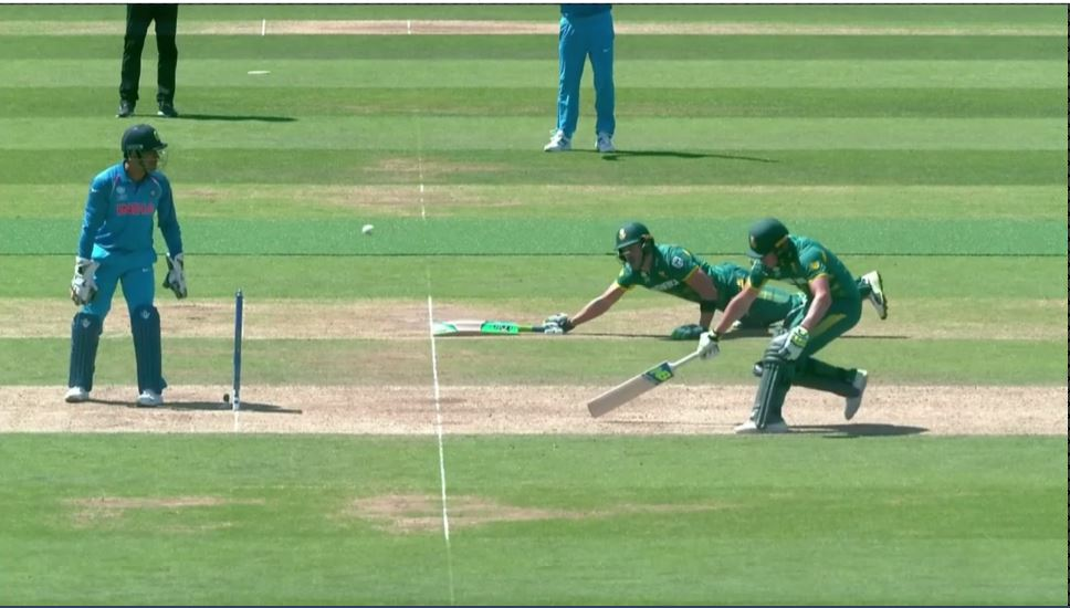 South Africa knock out ICC