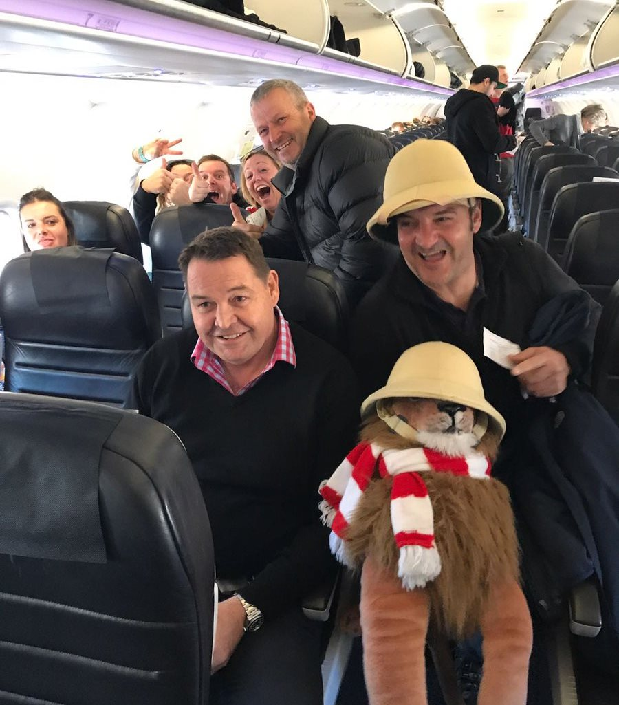Steve not happy AirNZ don't do 1st class anymore