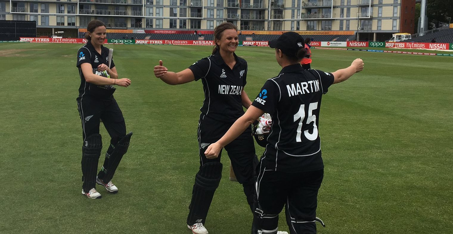White Ferns bristol