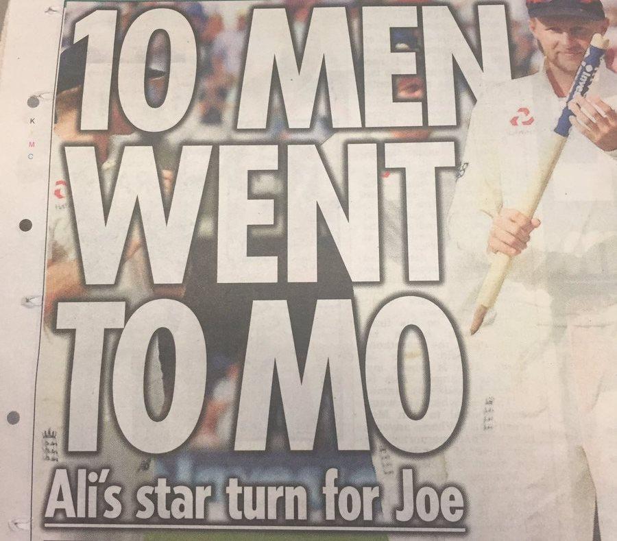 10 men went to mo