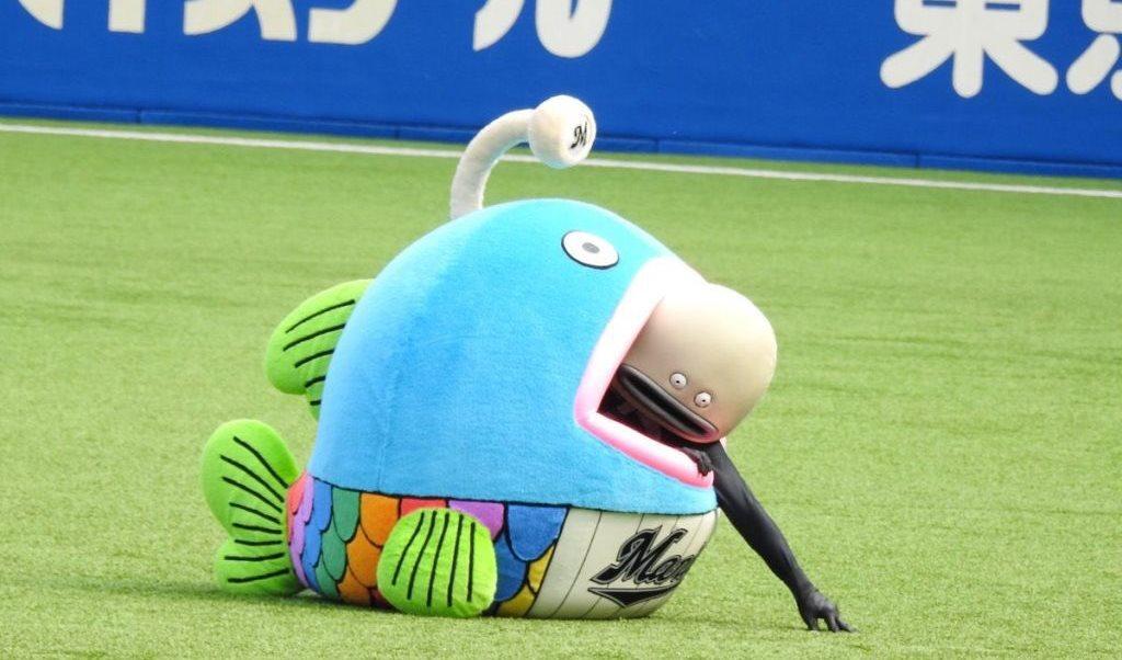Japan baseball new mascot