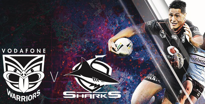 Warriors Sharks