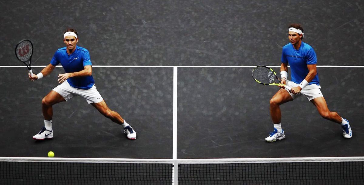 Fed Nadal doubles