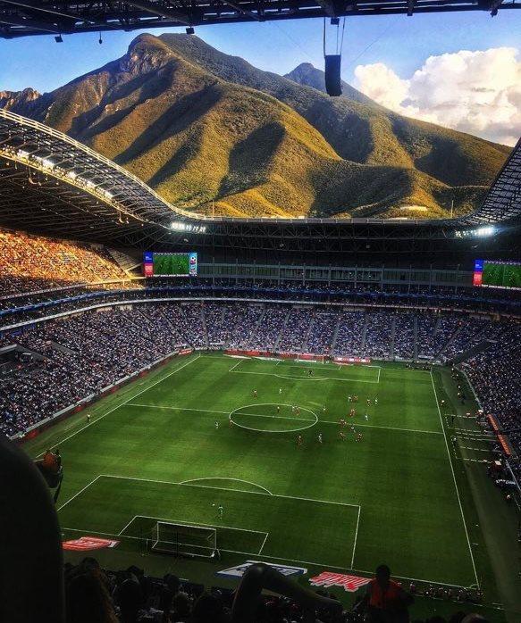 Monterrey new stadium