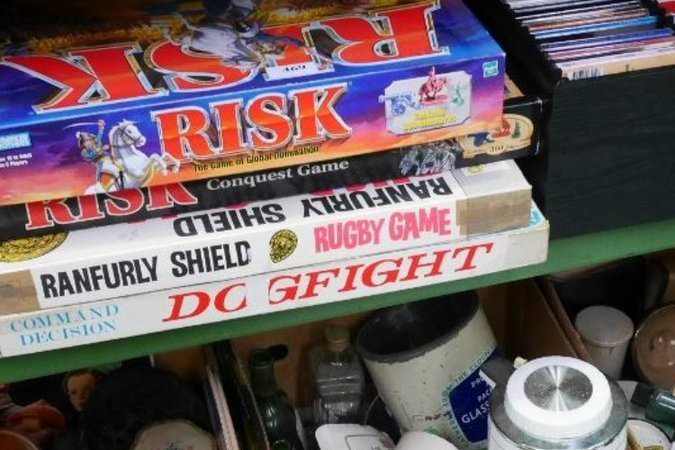Ranfurly Shield board game