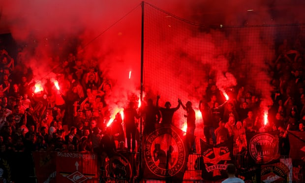 Spartak Moscow fans world cup next year