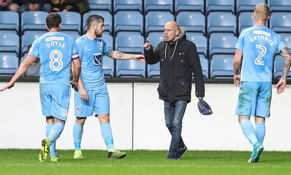 Coventry fan