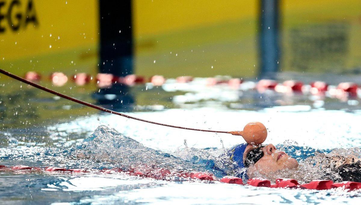 Mary Fisher paralympics
