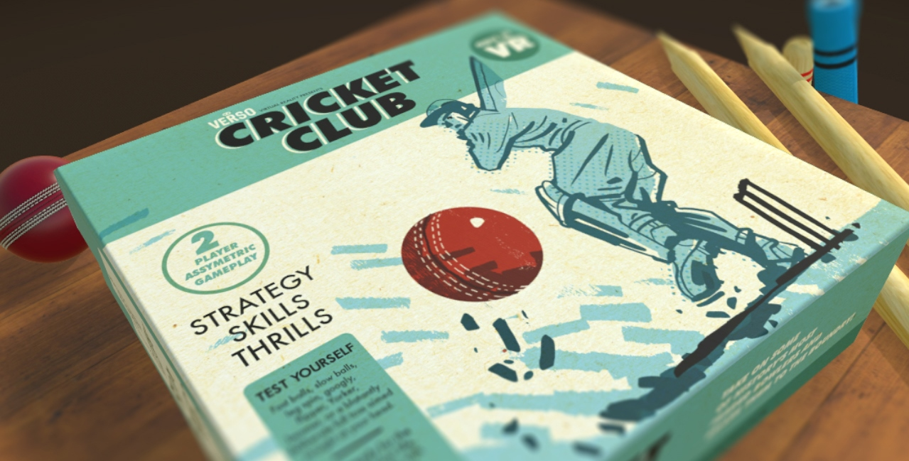 Cricket Club - out of the box