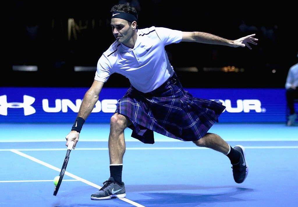 Federer kilt