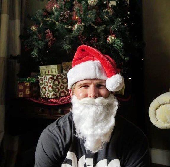 Corey Anderson Santa