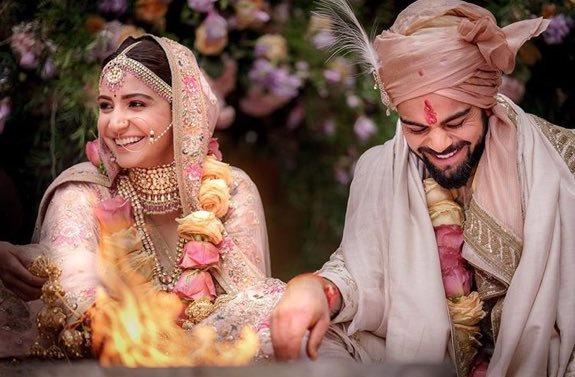 Kohli wedding Florence