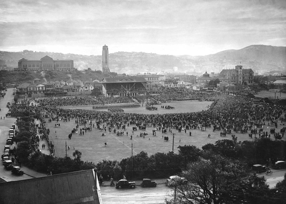 Basin 1945 Victory Day