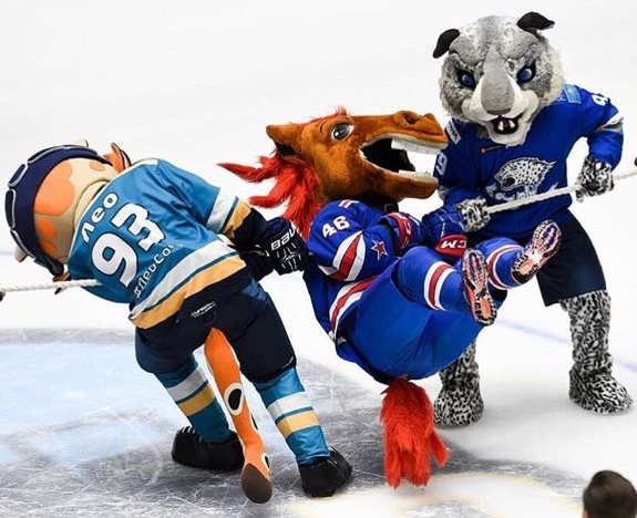 Kontinental Hockey League All Star weekend
