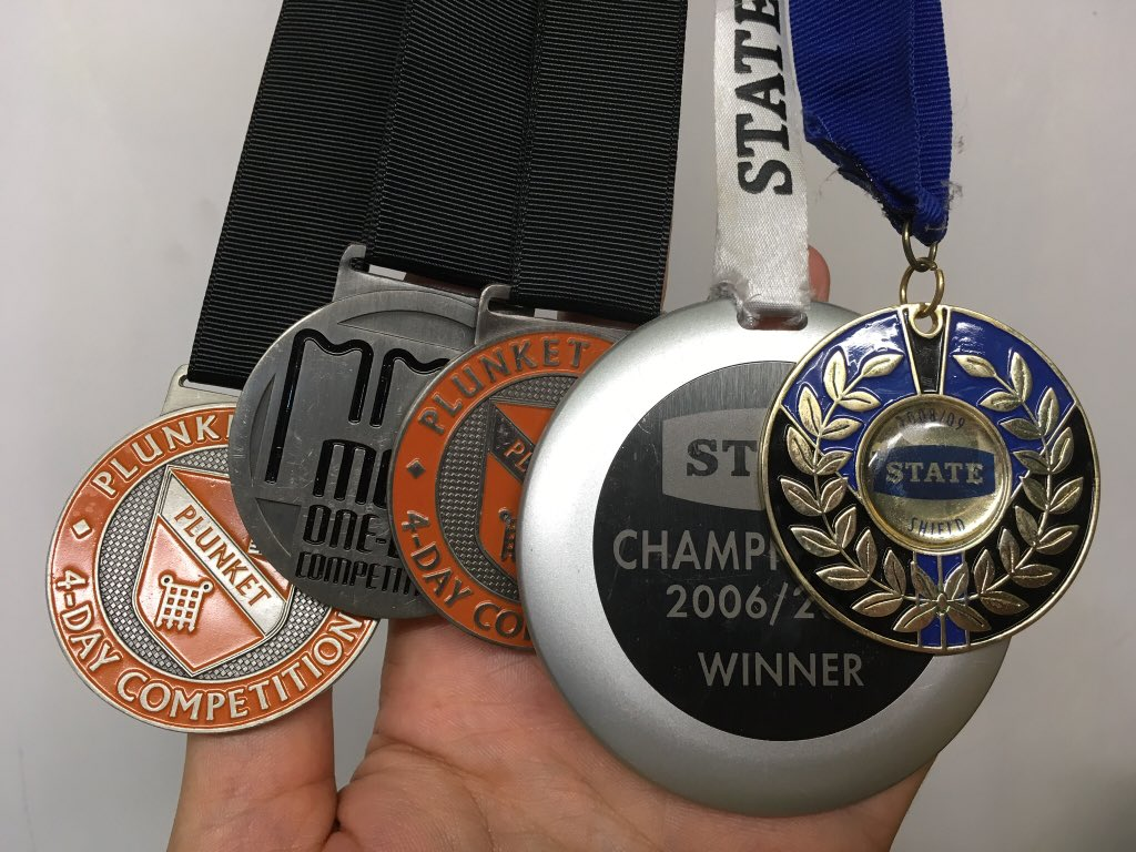 Medals ND