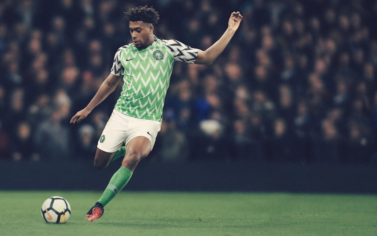 Nigeria kit world cup