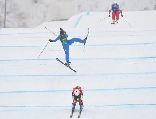 Farewell Winter olympics