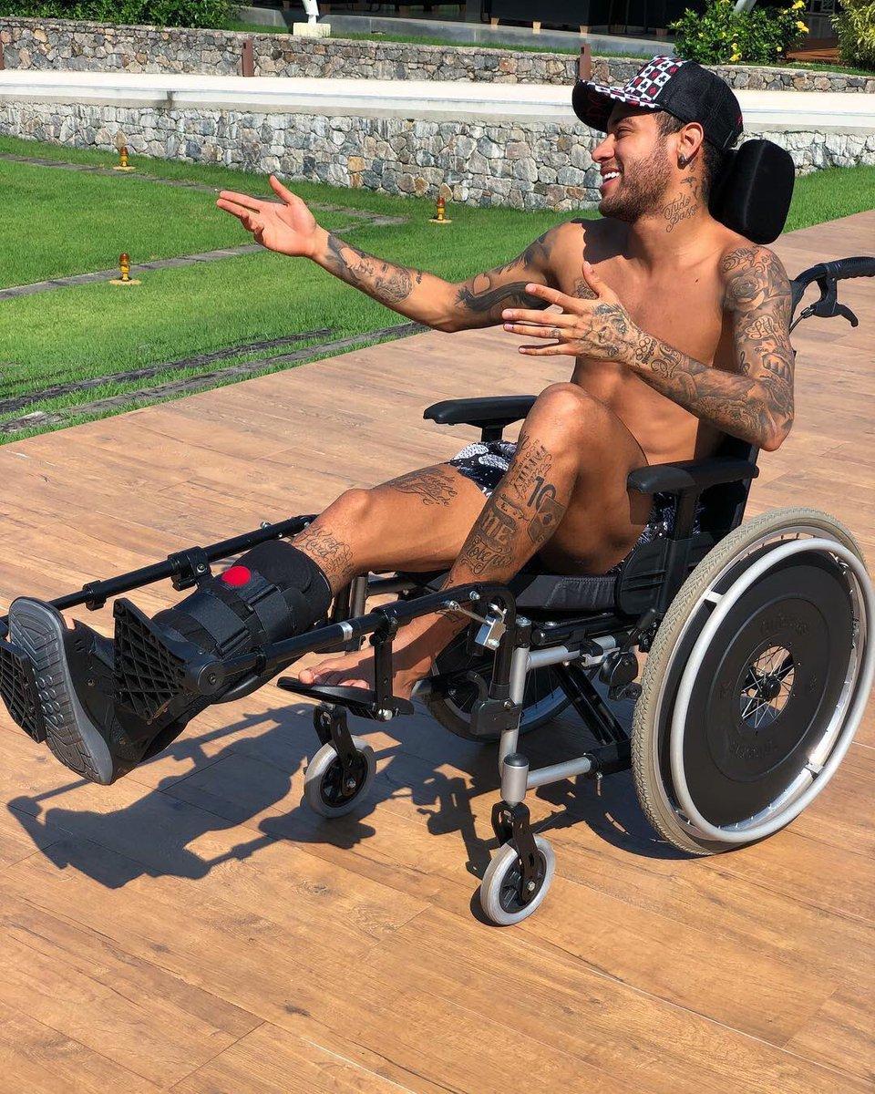 Neymar Hawking