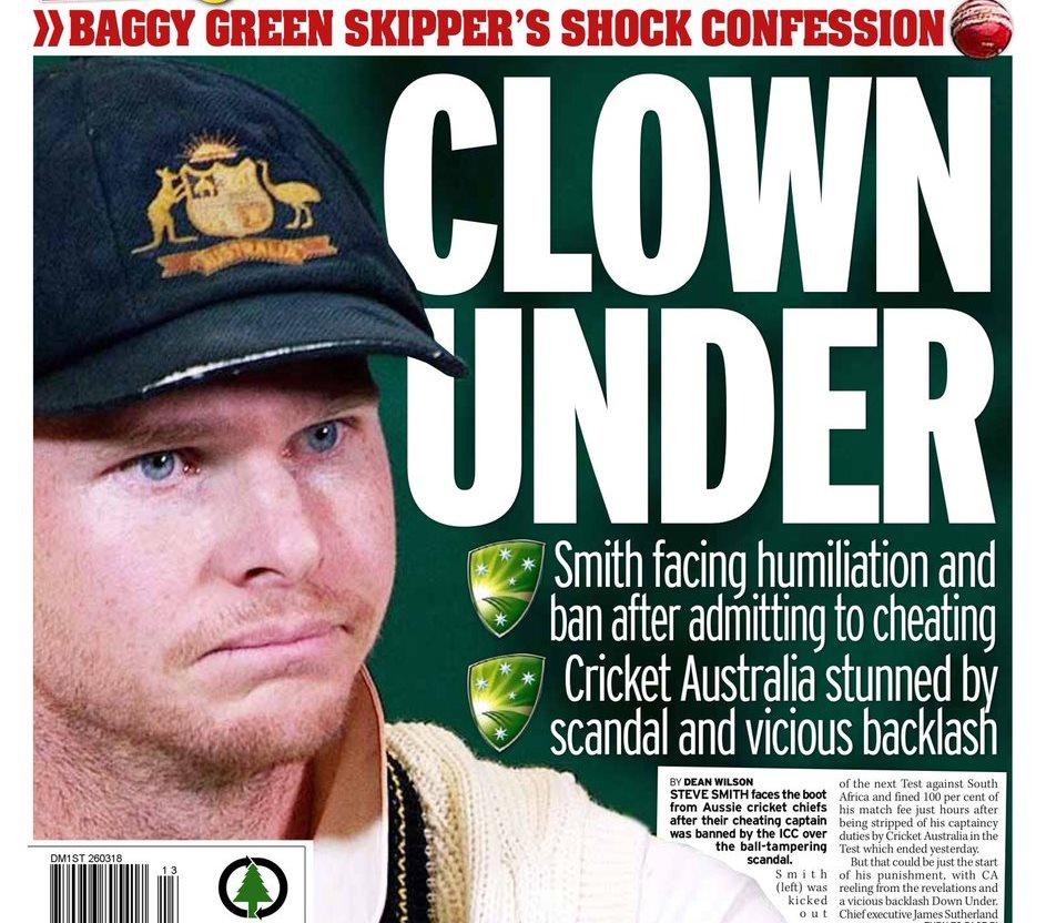 SP Clown under